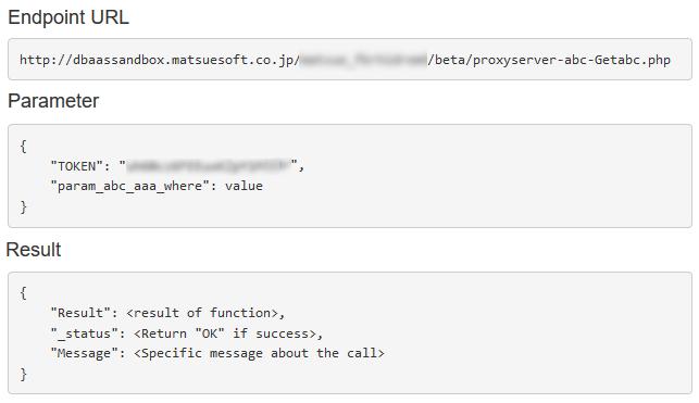 Test - How to use DegoDB the Development Framework & Cloud